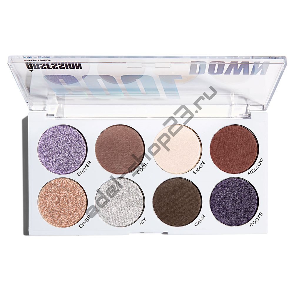 Obsession - Cool Down Eyeshadow Palette