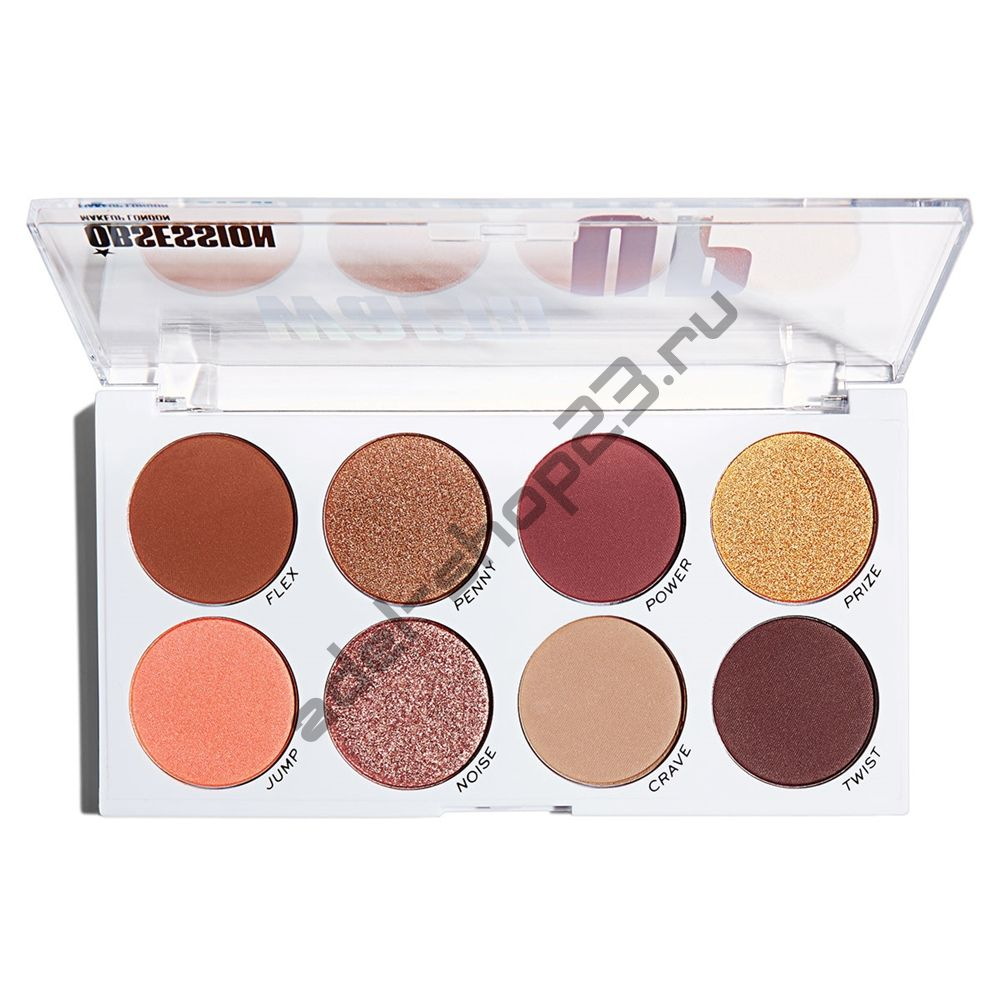Obsession - Warm up Eyeshadow Palette