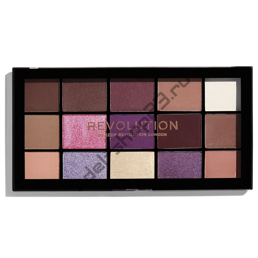 Revolution - Re-Loaded Palette Visionary