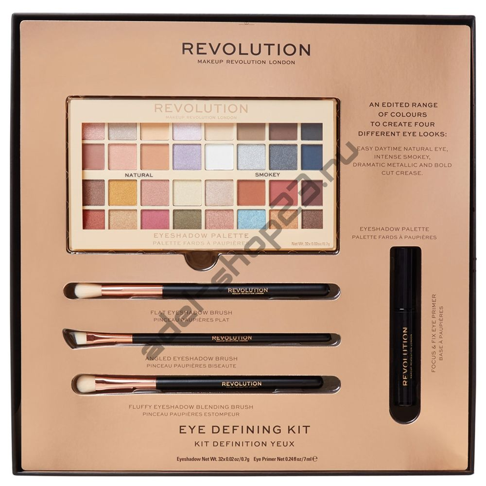 Revolution - Eye Defining Kit