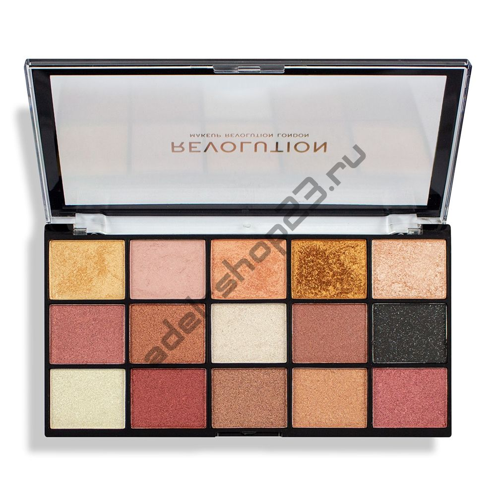 Revolution - Re-Loaded Palette Affection