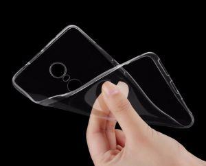 Накладка LG G5 H850 силикон с рамкой (black)