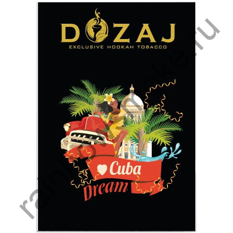 Dozaj 50 гр - Cuba Dream (Мечта Кубы)