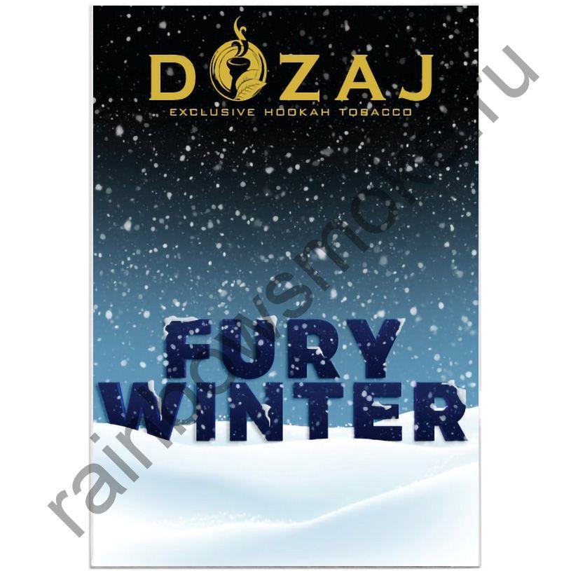 Dozaj 50 гр - Fury Winter (Ярость Зимы)