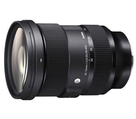 Объектив Sigma AF 24-70 mm F2.8 DG DN Art Sony E-Mount