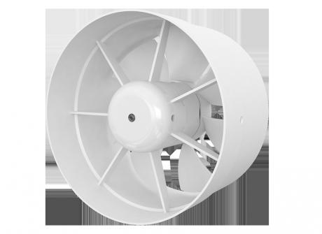 PROFIT 6, Вентилятор осевой канальный вытяжной D 160