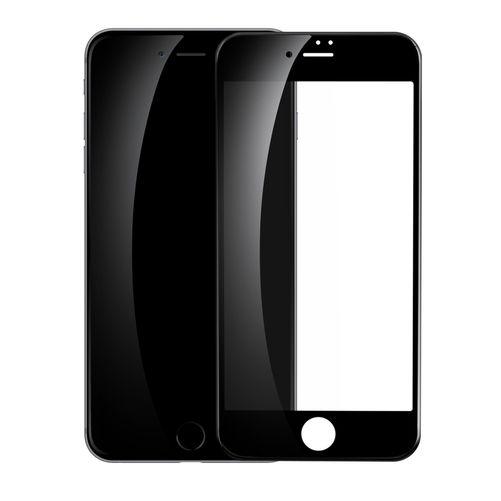 Защитное стекло Baseus For iPhone 6/6S/7/8 Черное