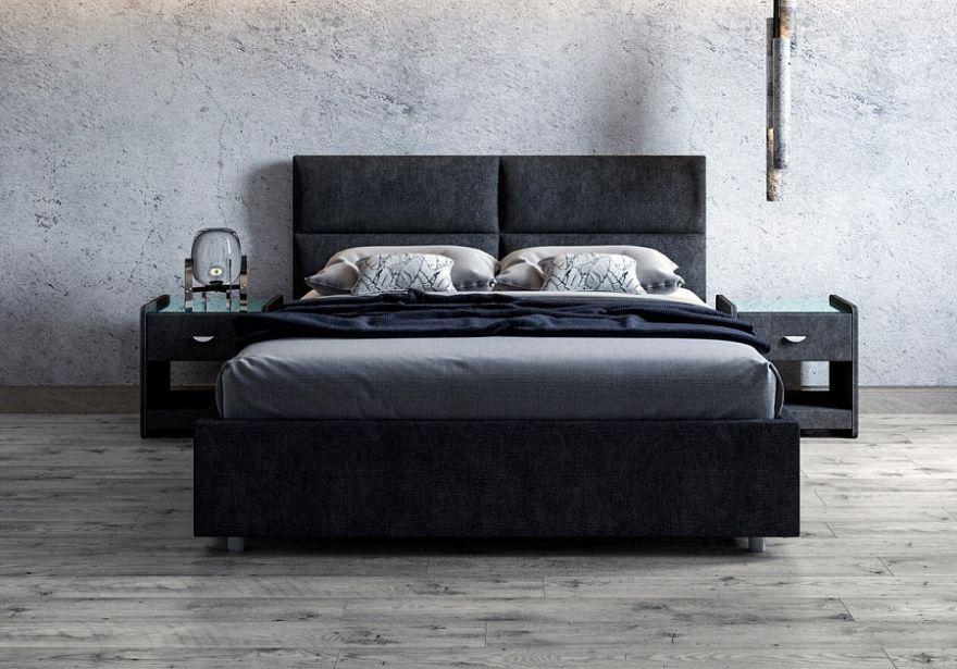 Кровать Omega с подъемным механизмом | Сонум