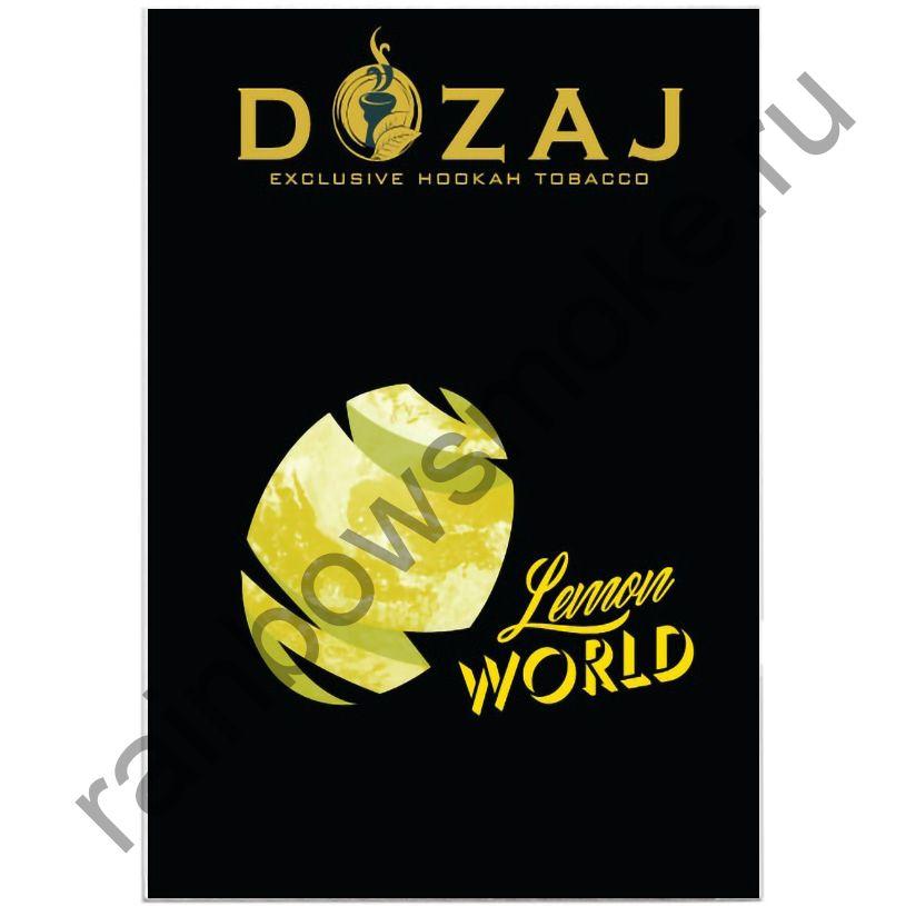 Dozaj 50 гр - Lemon World (Лимоннный Мир)