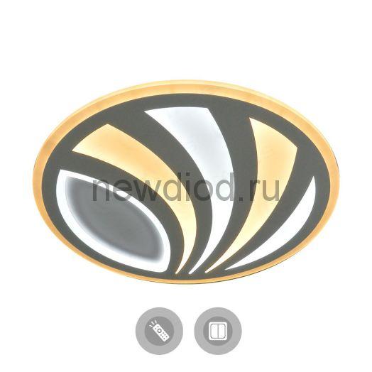 Управляемый светодиодный светильник Geometria List 100w q-500-white-220-ip44