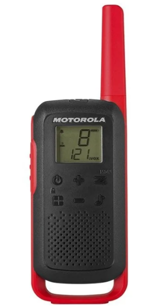 Рация MOTOROLA T62 RED TALKABOUT