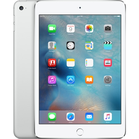 Apple iPad Mini 4 128 Gb Wi-Fi + Cellular Silver