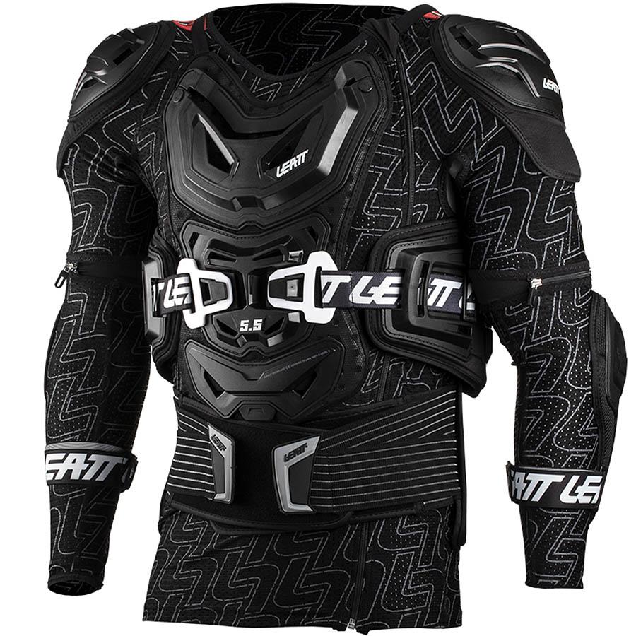 Leatt Body Protector 5.5 Black защитный жилет