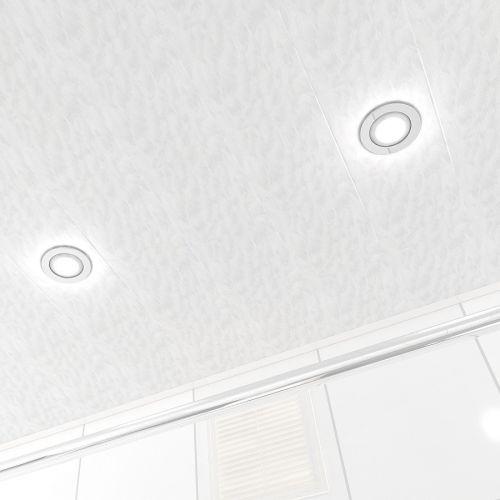 Потолок реечный Cesal B33 Мираж