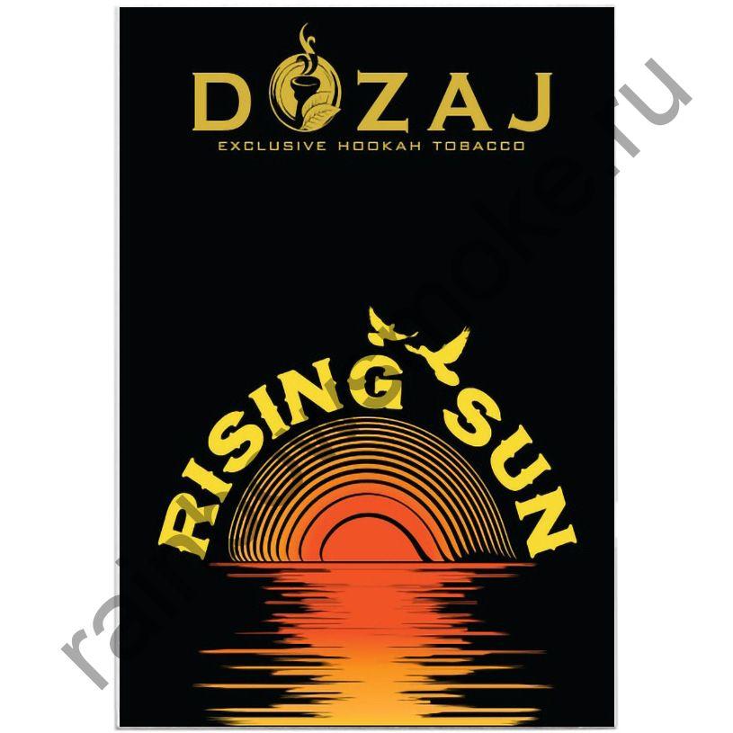 Dozaj 50 гр - Rising Sun (Восход Солнца)