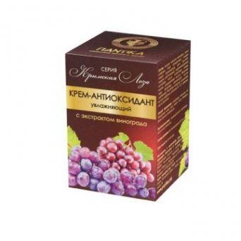 Крем-антиоксидант увлажняющий с экстрактом винограда  30 гр