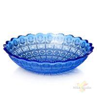 Блюдо Афродита d=275 мм (синий)