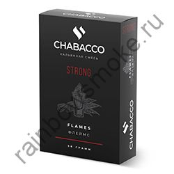 Chabacco Strong 50 гр - Flames (Флеймс)