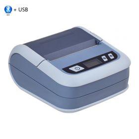 Мобильный принтер этикеток Xprinter XP-P323B (USB + Bluetooth)