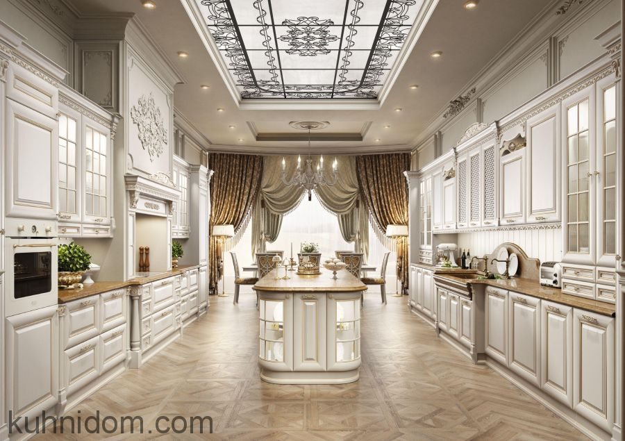 Кухня Монца