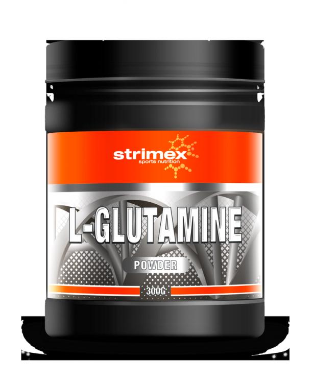 L-Glutamine от Strimex 300 гр
