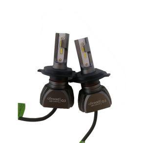 Светодиодная лампа серия Allroad Q3 цоколь H4