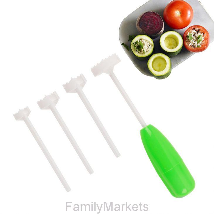 Корнер для приготовления фаршированных фруктов и овощей Vege Drill
