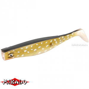 Виброхвост Mikado Fishunter Goliat 22 см / цвет: 122  / упаковка 2 шт