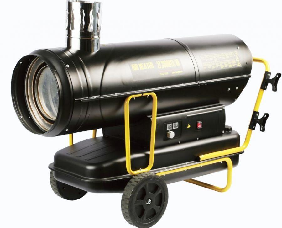 Нагреватель воздуха дизельный Zitrek BFG-100B (100кВт, непрямой нагрев, термостат) 070-2821