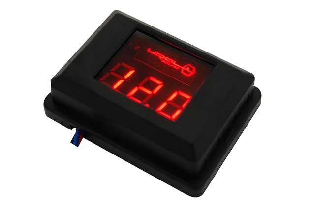 Вольтметр Ural DB Voltmeter Red