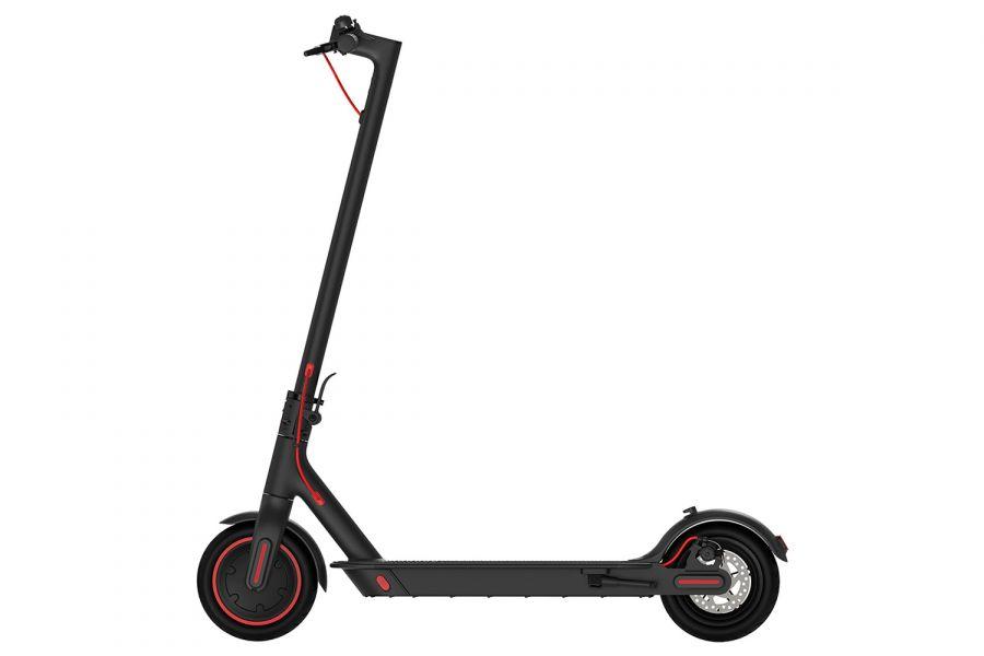 Электросамокат Xiaomi Mijia M365 Electric Scooter PRO Черный 12800 МА/Ч