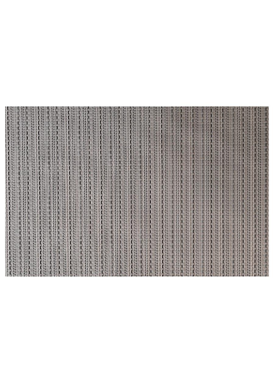Термосалфетка кухонная плейсмат Dutamel салфетка сервировочная под ротанг светло-коричневая DTM-012 45*30 см - 1 шт