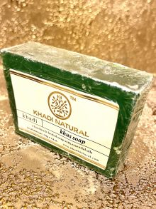 Khadi Natural Khus Soap (Хади Натуральное Хус Мыло) 125 гр