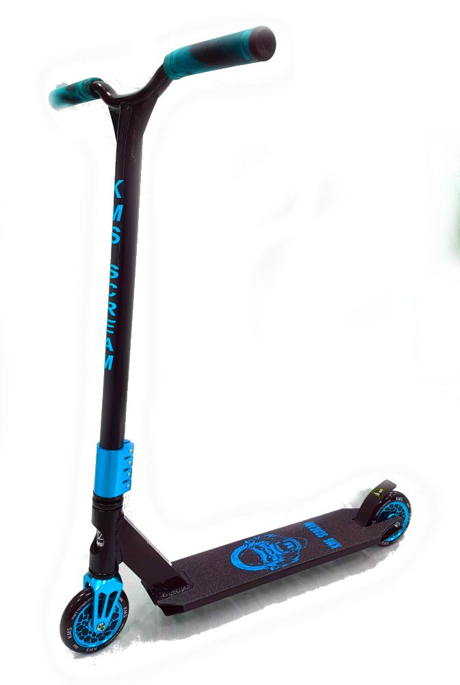 Самокат трюковый КМС SK-405 синий
