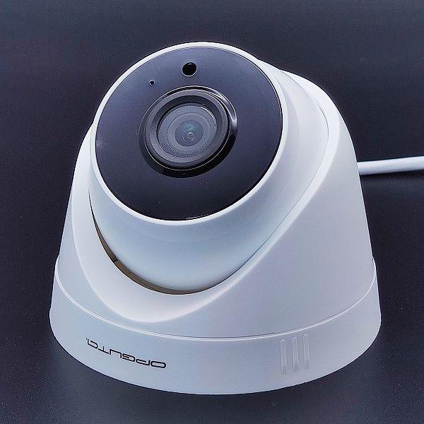 Орбита OT-VNI29 IP видеокамера с микрофоном