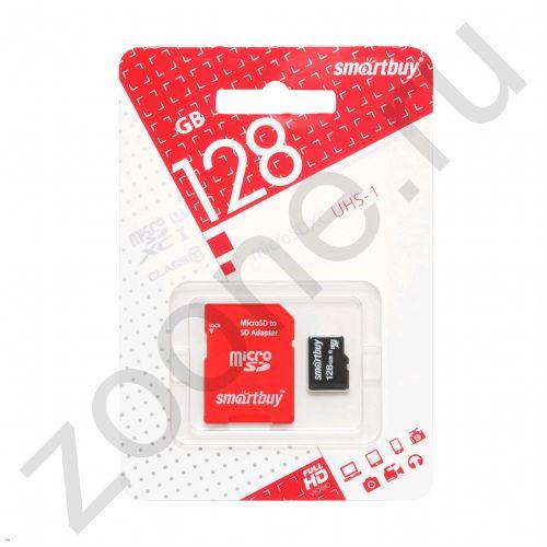 128GB microSDXC UHS-I Class10 SMARTBUY