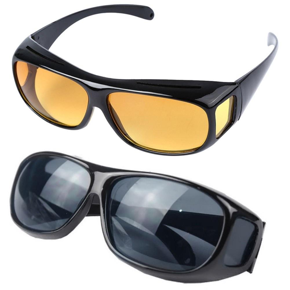 Антибликовые очки, набор 2 шт