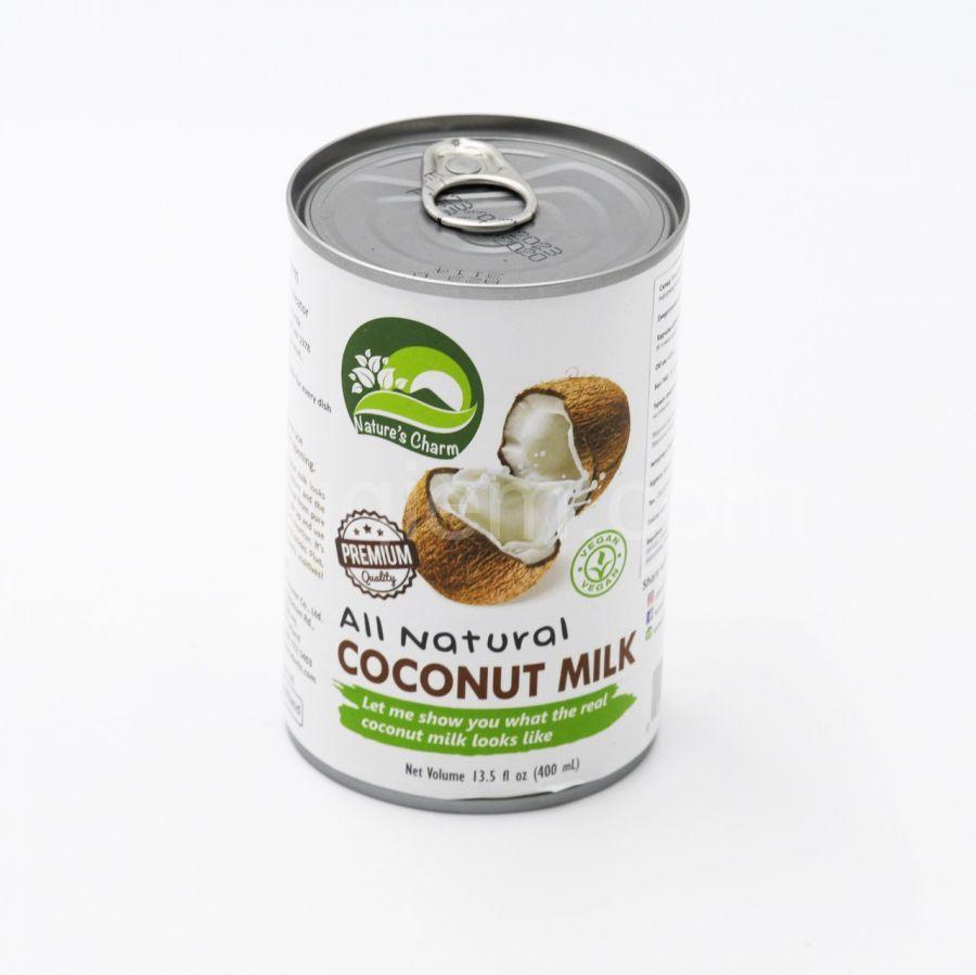 Кокосовое молоко Natures Way , 400 мл