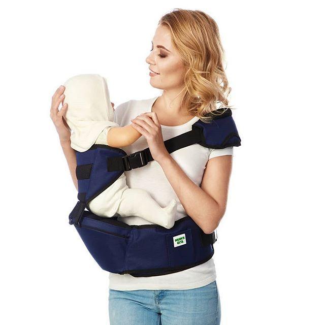 Многофункциональный хипсит со спинкой для переноски детей