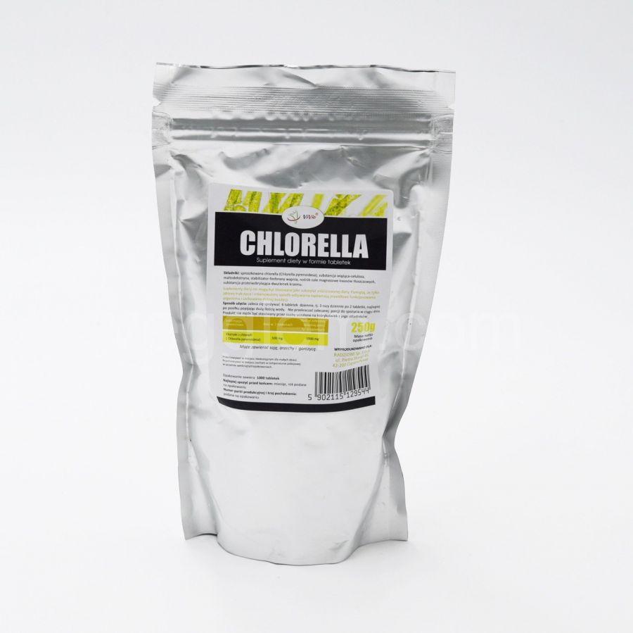 Хлорелла  в таблетках ,250 грамм