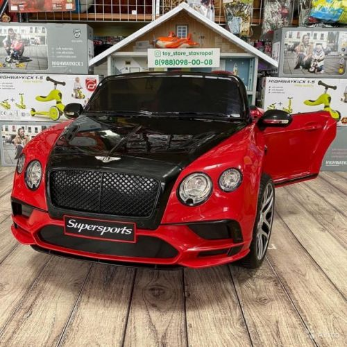 Электромобиль Bentley Continental JE1155