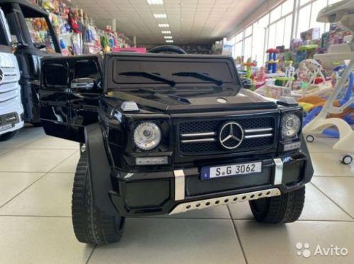 Электромобиль Mercedes Майбах G650 гарантия 1 год