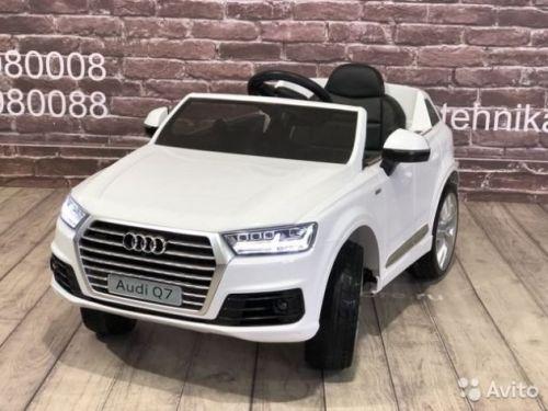 Электромобиль Audi Q7 лицензия