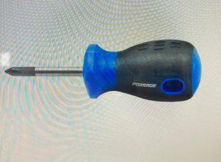 """Отвертка крестовая магнитная """"Profi"""" S2 PH1.0x40мм, на пластиковом держателе"""