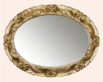 Зеркало Tiffany World TWSP032br в раме 70х90 ФОТО