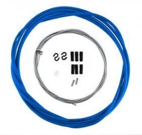 Комплект тросиков для переключения скоростей синий