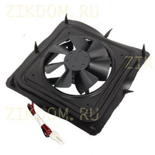 Двигатель вентилятора холодильника Whirlpool 24V 481202858346