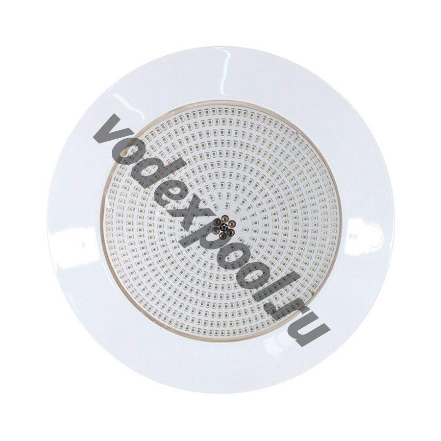 Прожектор светодиодный AquaViva LED029D 546LED (33 Вт) RGB ультратонкий, тип крепления защелки