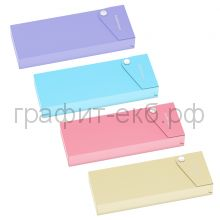 Пенал пластиковый ErichKrause Matt Pastel 50496/50497