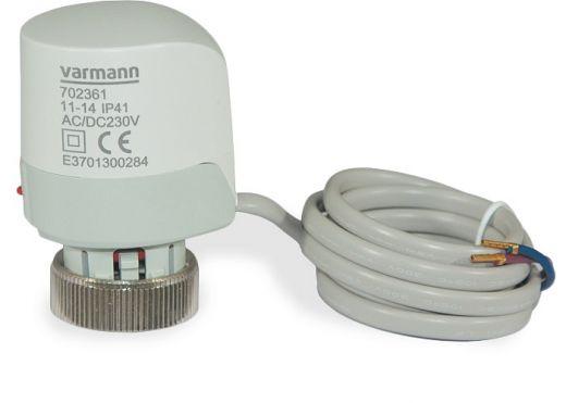 Термоелектрический сервопривод Н,З 220В VARMAN 702361